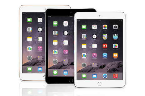 GoldBoxDeals - Refurbished 16GB Apple iPad Mini 3, 64GB iPad or 128GB model - Save 0%