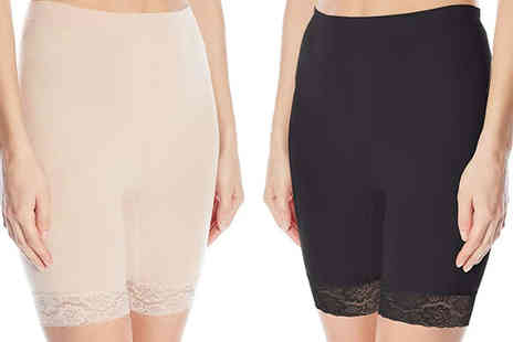 Boni Caro - Pair of anti chafing slip on shorts - Save 73%