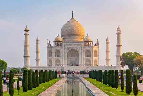 Swastik India Journeys - 11 day Indian adventure with transfers, breakfast, double room, boat and elephant rides - Save 23%
