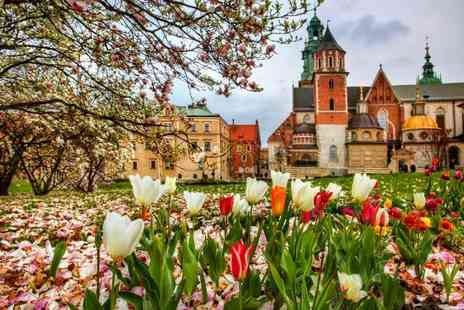 Crystal Travel - Four Star Two nights Krakow city break with breakfast and return flights - Save 60%