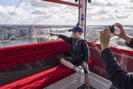 Top Sight tours - See London From The Emirates Air Line and 3 Hour Westminster Walking Tour - Save 0%