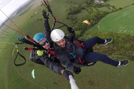 Mile High Paragliding - Tandem paragliding experience in Sussex - Save 0%