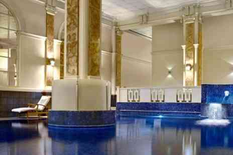 Le Meridien Piccadilly - Five Star Spa Day with Food, Cocktail and £10 Voucher on Spa Treatments Each for Two - Save 55%