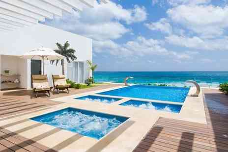 Oleo Cancun Playa - Four Star Blissful Seafront Stay in Trendy All Inclusive Hotel - Save 51%