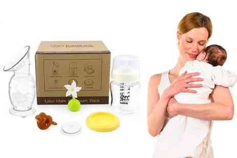 Green Group Collective - Six piece breast feeding pack - Save 30%