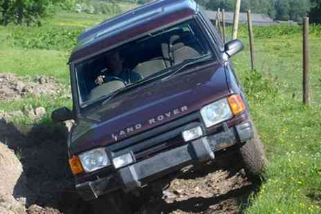 Action Adventure Activities - Kids, Junior or Adult Off Road Driving for One or Two - Save 65%
