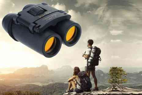 MBLogic - Pair of mini night vision binoculars - Save 60%