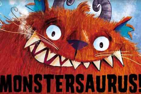 Monstersaurus - One ticket from 24th July To 11th August - Save 26%