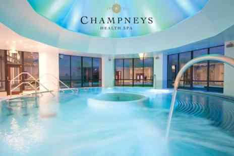 Champneys Springs Health Resort - Spa Day with Healthy Lunch and Choice of Treatment at Champneys - Save 39%