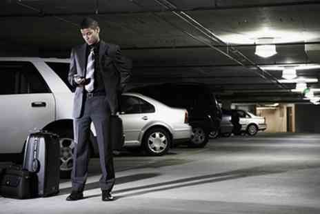 Elite Valet Parking Manchester - Meet and Greet Airport Parking for Up to 8 or 15 Days - Save 0%