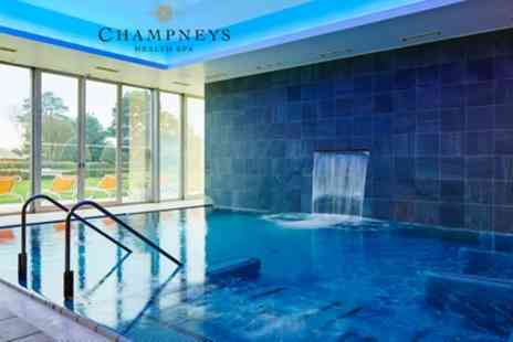 Champneys Tring - Spa Day with Healthy Lunch and Choice of Treatment - Save 29%