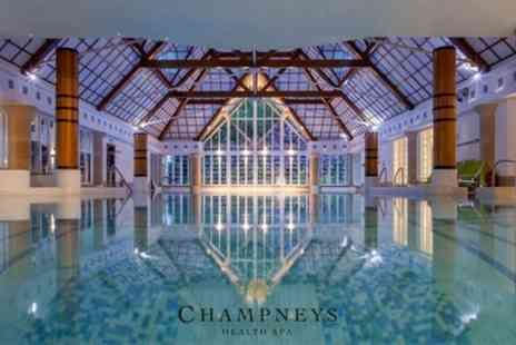 Champneys at Forest Mere - Spa Day with Healthy Lunch and Choice of Treatment - Save 49%
