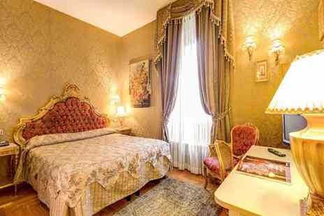 Domus Colosseo Hotel - Regal Opulence 300 Metres from the Colosseum for two - Save 80%