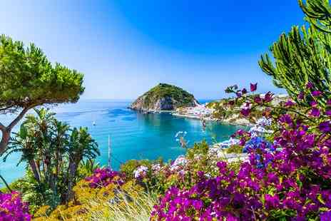 Hotel Continental Ischia - Four Star Tranquil Spa Resort in Beautiful Grounds for two - Save 64%