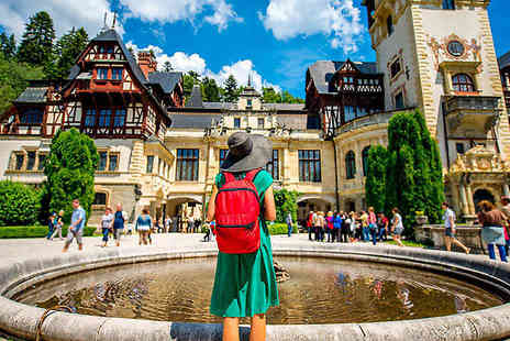 Bargain Late Holidays - 2 To 3 Nights Hotel Stay With Flights and Optional Draculas Castle and Peles Castle Tour - Save 0%