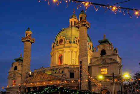 Travel Center - Four Star 2 To 3 Nights Christmas Market Break With Hotel, Breakfast and Flights - Save 0%