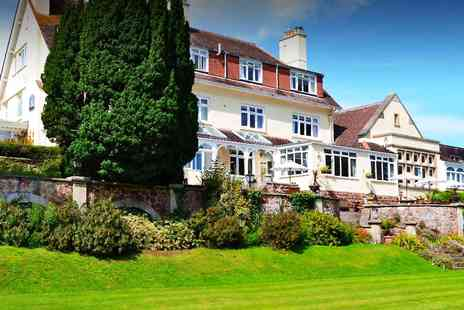 Northfield Hotel - Somerset seaside escape with dinner - Save 53%