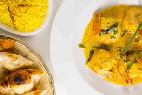 Anokha St Pauls - 2 course Indian meal and wine for Two - Save 48%