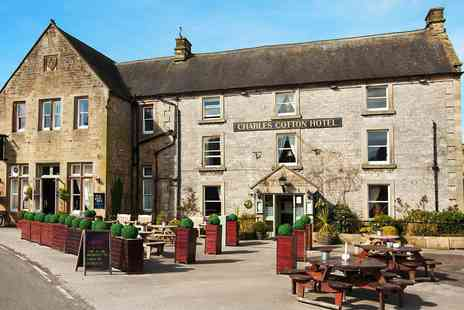 Charles Cotton Hotel - Two nights Peak District escape with breakfast - Save 38%