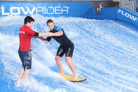 Twinwoods Adventure - Indoor surfing experience with a Usb video for one person - Save 51%