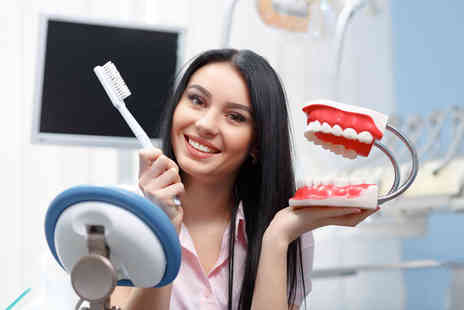 Nigel Oscroft Family Dental Practice - Dental check up and hygiene appointment - Save 0%
