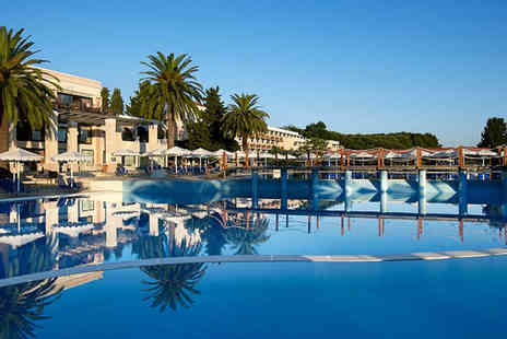 Fleetway Travel - Four Star Escape with a 3, 5, 7 or 10 nights getaway to Corfu Now with the ability to choose your flight - Save 44%