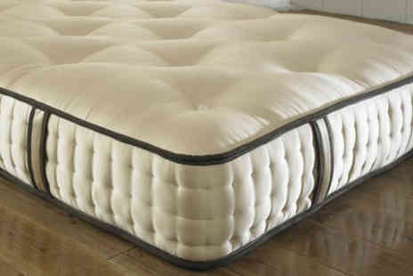 Dining Tables - Cool Touch orthopaedic mattress choose from six sizes - Save 90%