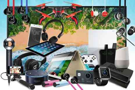 Brand Arena - Mystery electronics deal Choose from Samsung, Sony, Bose, Veho, Apple, Defunc and more - Save 0%