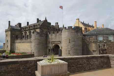Ed Private Tours - Loch Lomond, Dumbarton and Stirling Castle, Small Group Day Tour from Edinburgh - Save 0%