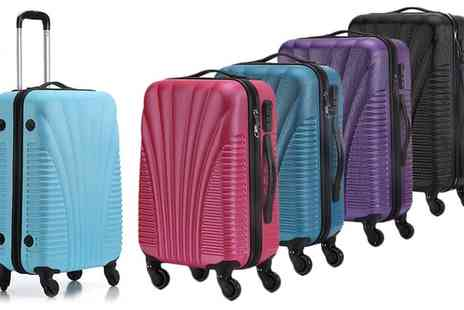 Groupon Goods Global GmbH - Hard Shell Cabin Luggage - Save 0%