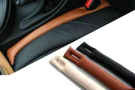 Suzhou Dashijie Electronics Co - Pu leather car seat gap filler - Save 80%