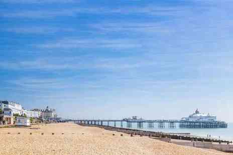 Shore View Hotel - Overnight stay in Eastbourne for two people with breakfast, early and late check out - Save 65%
