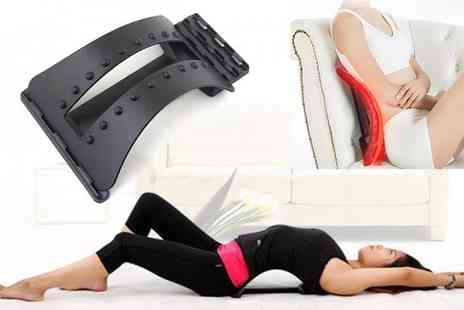 HONGKONG HUALIANDA - Back pain reliever - Save 70%