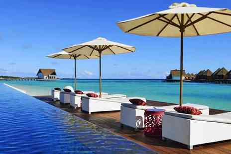 Value Added Travel - Deluxe all inclusive Maldives holiday With flights - Save 0%