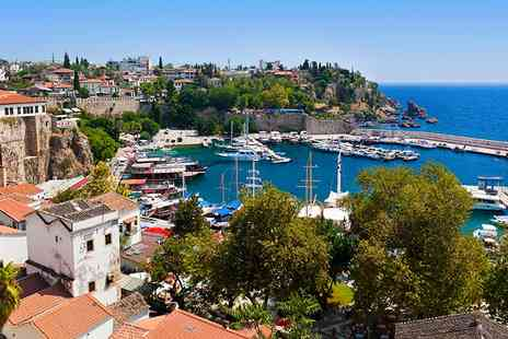 Value Added Travel - Luxury all inclusive Turkey holiday with flights - Save 0%