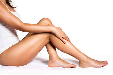 London Tanning and Beauty - Brazilian or Hollywood wax, added underarm and half leg wax - Save 58%