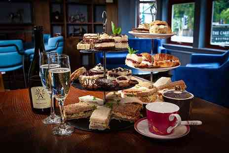 Best Western Plus Nottingham Westminster Hotel - Afternoon tea for two people glass of Prosecco each - Save 40%
