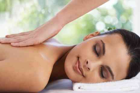 Relaxing Moments Beauty Boutique - 25 Minute Fire and Ice Massage and 25 Minute Bamboo Massage - Save 55%