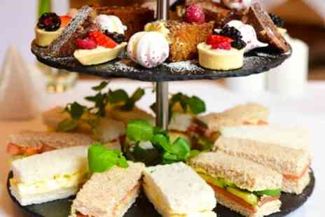 Cathedral Quarter Hotel - Afternoon Tea for Two or Four with Optional Bubbles - Save 51%