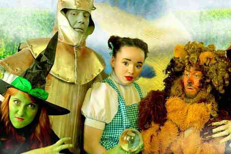 Groombridge Place - Wizard of Oz Event at Groombridge Place Go on a Whirlwind Adventure this Summer - Save 15%