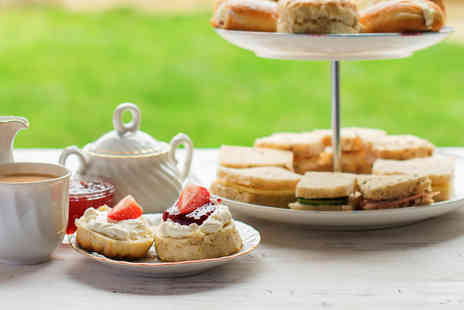 Strays Coffee - Afternoon tea for two - Save 50%