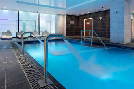 The Club and Spa - Spa day for two one with full use of facilities, 20 minute treatments and Marco Pierre White lunch - Save 53%