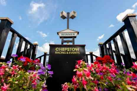 Chepstow Racecourse - One Light afternoon tea package - Save 38%