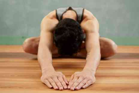 AsWithin - Up to Five Yoga Classes - Save 51%