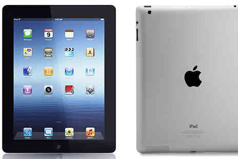 IT trade service - iPad Four With 16Gb - Save 65%