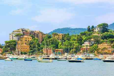 Grand Hotel Bristol Resort & Spa - Four Star Historic Hotel on the Italian Riviera for two - Save 69%