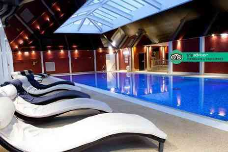 The Parsonage Hotel and Spa - Spa day for one person with a 25 minute treatment plus refreshments - Save 36%