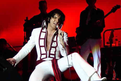 LPM Events - Ticket to The World Famous Elvis Show tribute concert - Save 27%