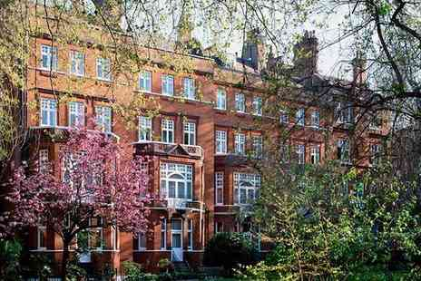 Draycott Hotel - Five Star Edwardian Elegance near Sloane Square for two - Save 67%