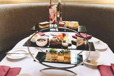 Chapel Bar & Restaurant - Afternoon tea for 2 - Save 34%